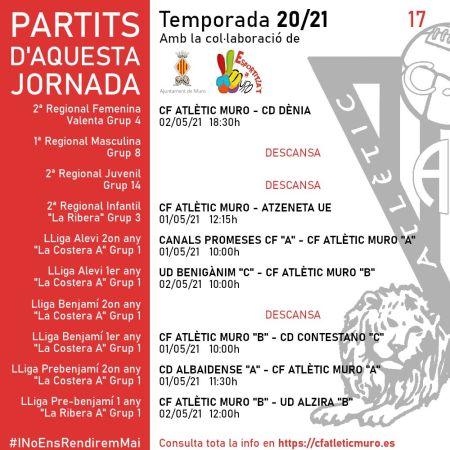 Read more about the article Partit davant el CD Denia… i amb l'afició al camp