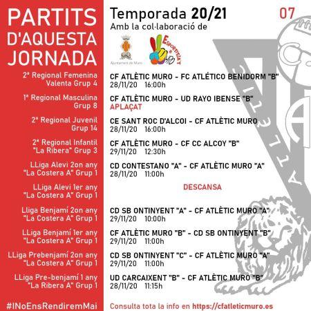 Lee más sobre el artículo Partido frente al FC Atlético Benidorm «B»