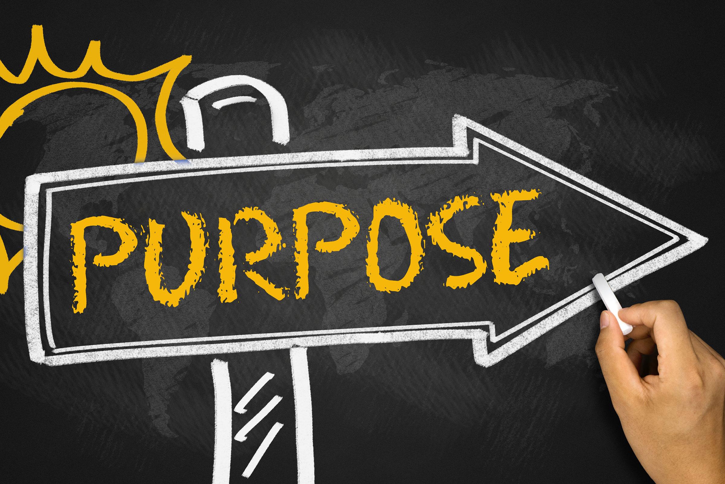 Al centro de las personas: el propósito