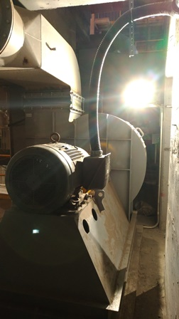地下室抽風