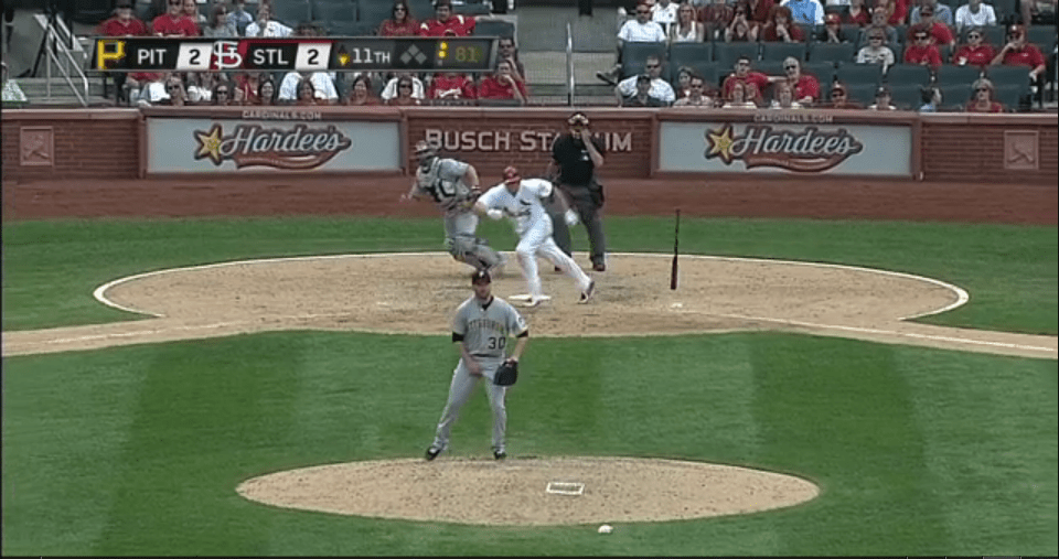 resop 6 groundout