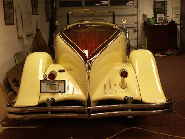 Duesenberg 2 Custom Car
