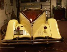 Duesenberg Custom Car