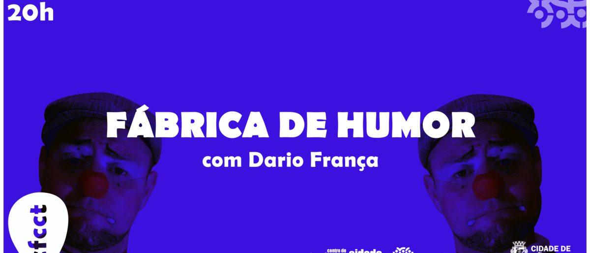 Link permanente para: Stand Up + WorkShop – Fábrica de Humor com Dário França