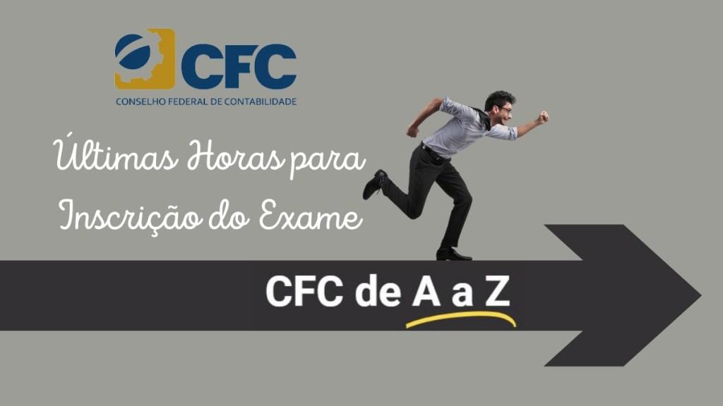 Inscrição CFC 2021.2