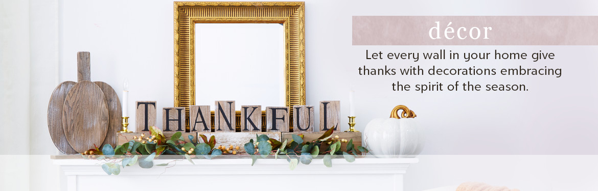 A Thankful Home   D    cor   zulily