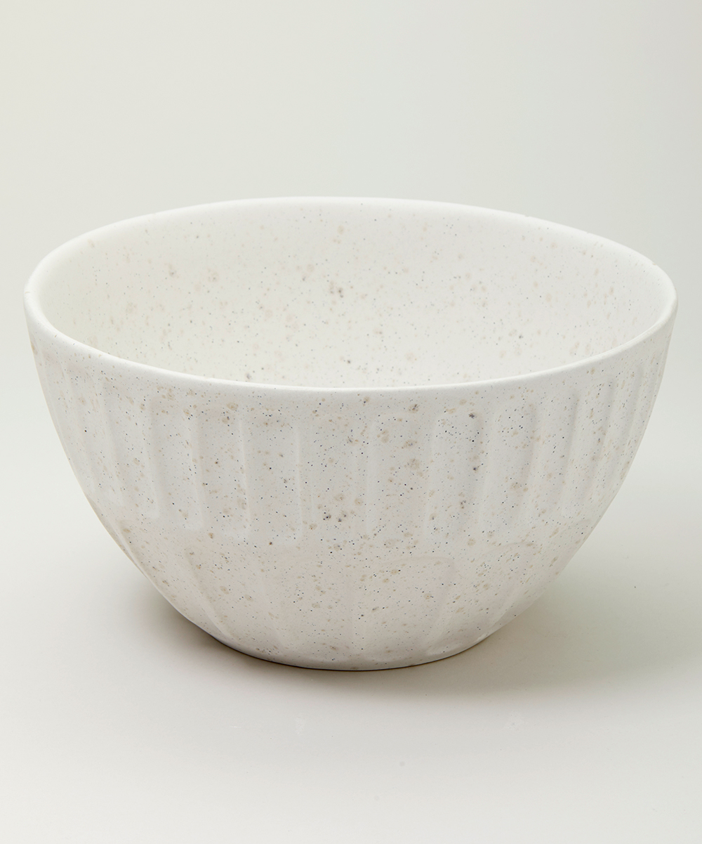 Anthropologie Serving Bowls WHITE - White A Very Bungalow Thanksgiving Serving Bowl