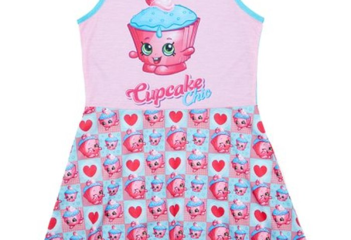 Shopkins Cupcake Chic Nightgown Girls Zulily
