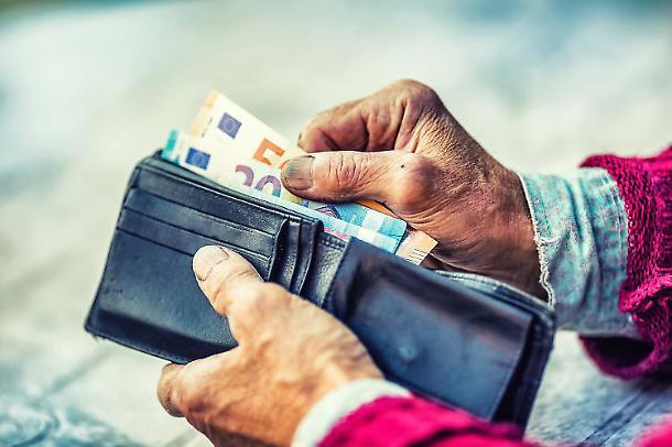 Inps stop alla rivalutazione delle pensioni