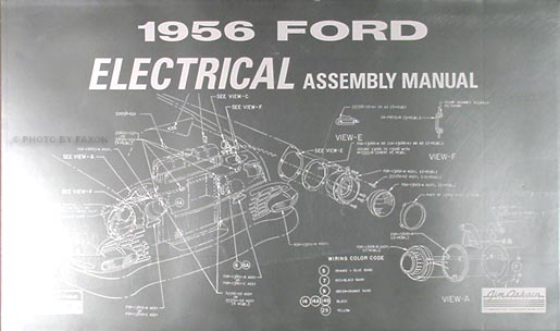 1956 ford truck wiring diagrams  router wiring diagram work