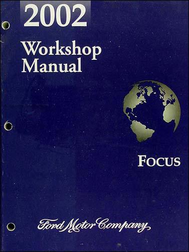 2002 ford focus wiring diagram manual original
