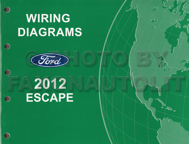2012 ford escape wiring diagram  jaguar e type s3 wiring