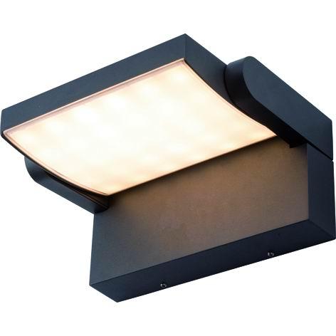 APPLIQUE LED VIGOR P-ESTERNI TOLEDO ALLUMINIO 12,5W-750L