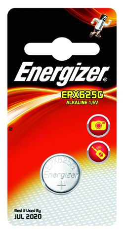 PILE ENERGIZER SPECIAL ALCALINA 1,5V +STOCK EPX625G