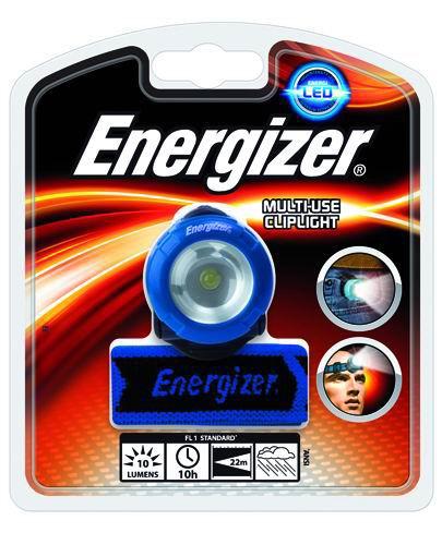 TORCE ENERGIZER FRONTALI SPOT-LED LIGHT