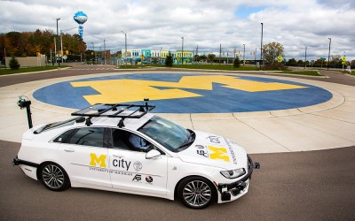 U-M Center for Entrepreneurship, Mcity collaborate to spur driverless innovation