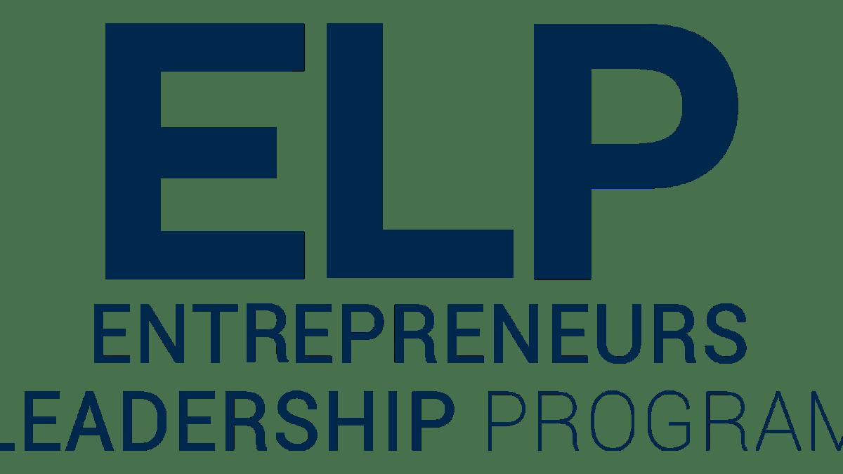 ELP Entrepreneurs Leadership Program Logo