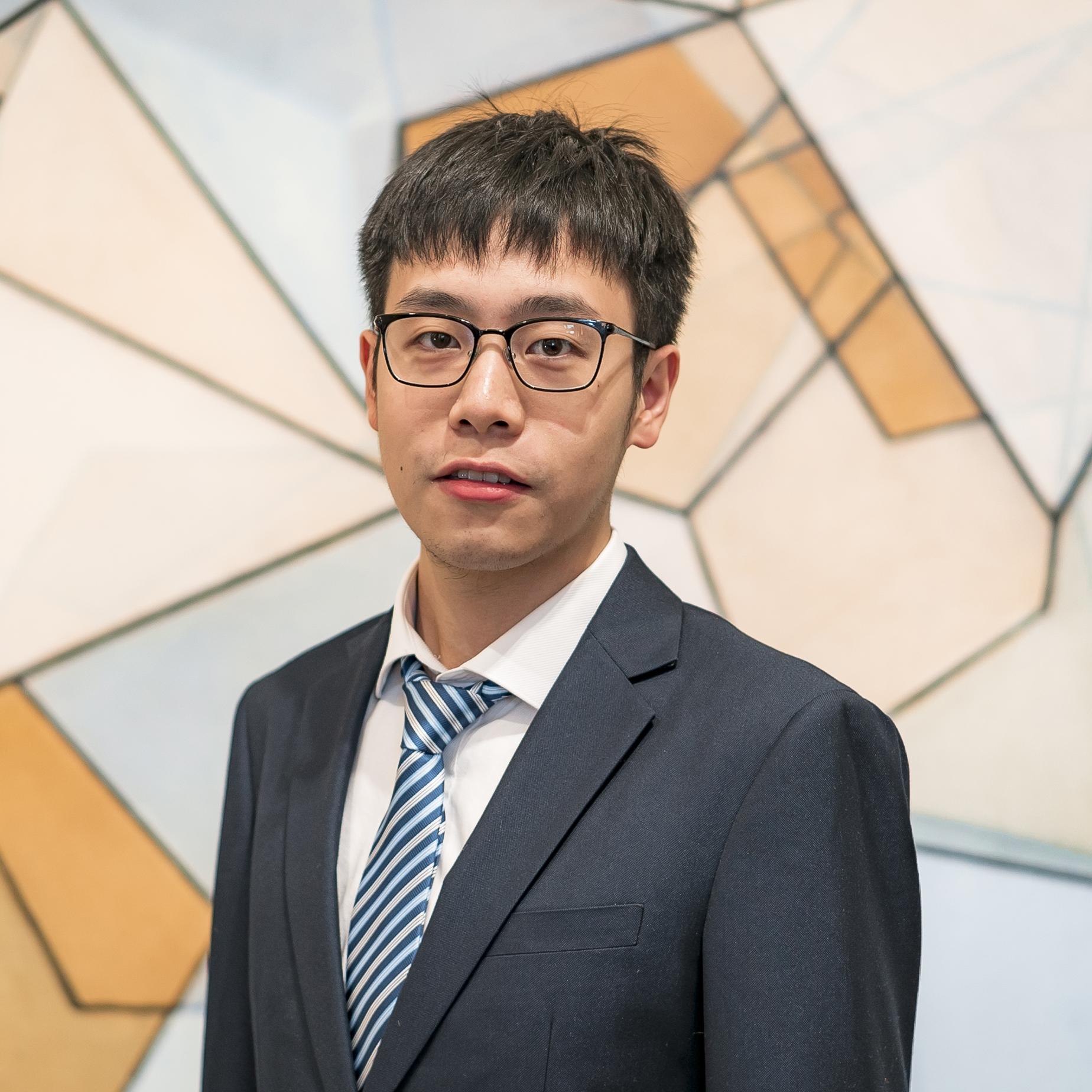 Naihao Deng Past Cohort