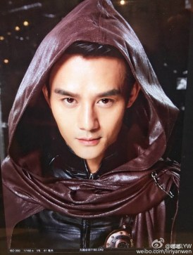 If Wang Kai can learn Taiwanese accents for 20 minutes of screentime, you can learn mandarin for your lead role