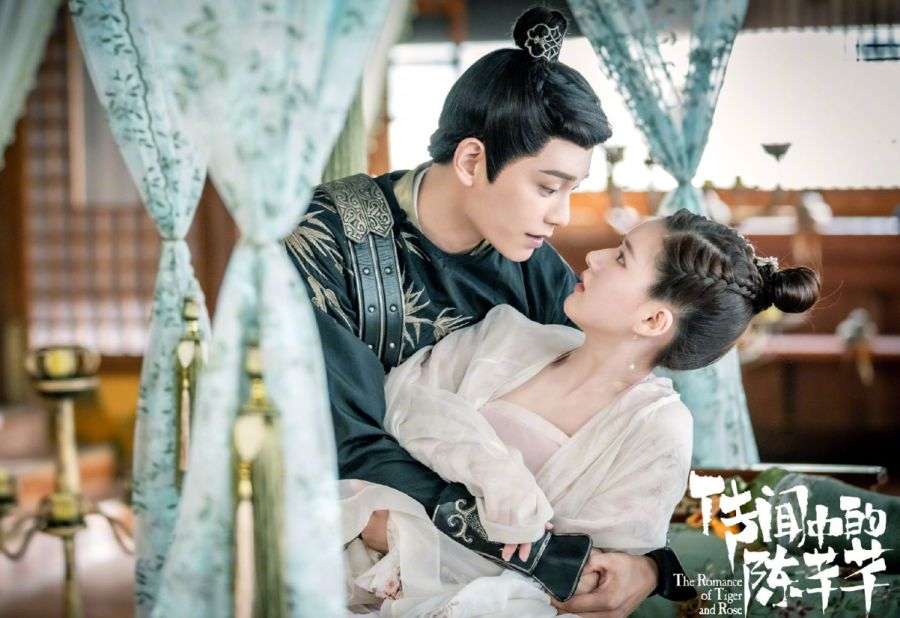 The Romance of Tiger and Rose – Cfensi