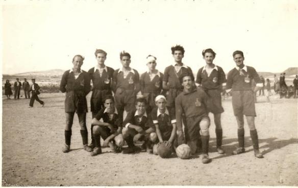 Calendario Escolar 2020 19 Aragon.Historia Del Club Cf Epila