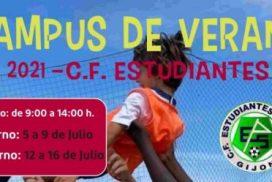 CAMPUS DE VERANO C. F. ESTUDIANTES