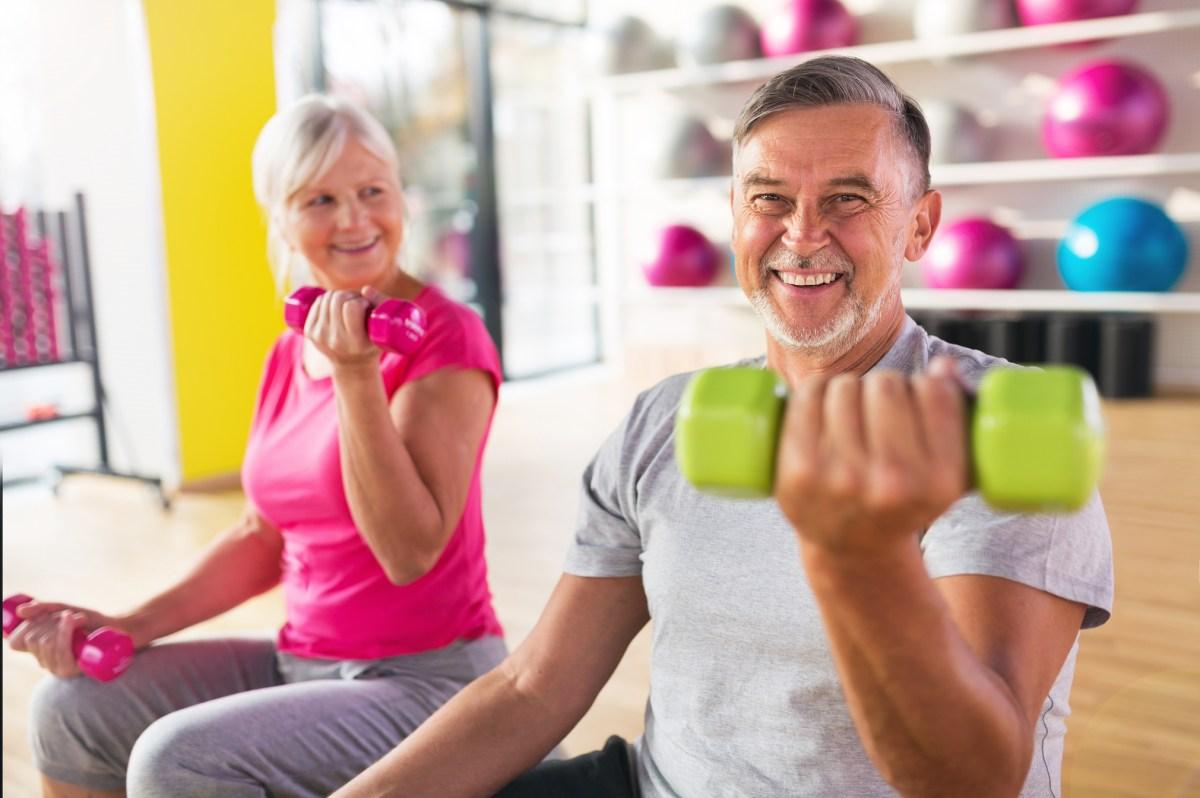 Résultats de recherche d'images pour «age physical activity»