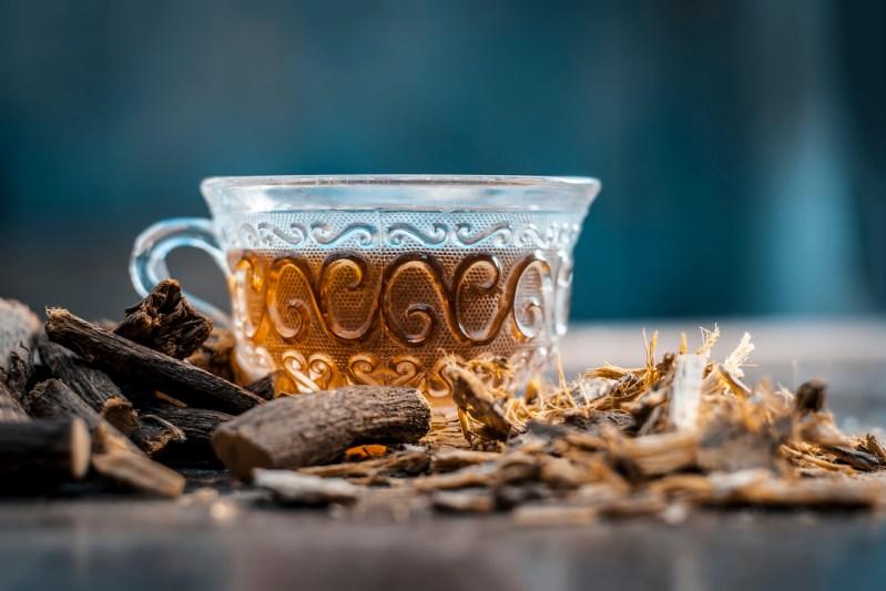 Licorice Root Tea