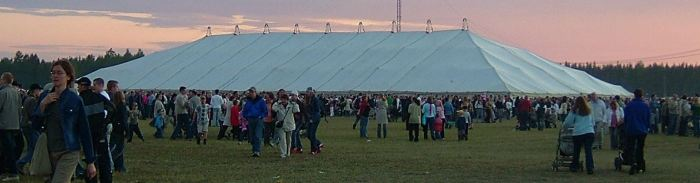 Big Tent Wikimedia Commons