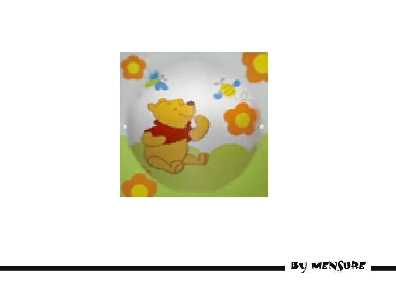 Winnie Pooh Nursery Lamps