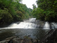 Stairway Falls, Horsepasture River