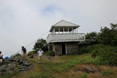 Yellow Mountain firetower