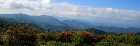 View from Roan Highlands