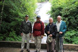 At Wildcat Falls