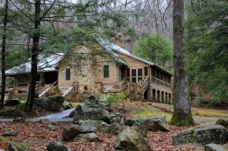 Jones Gap State Park Ranger Station