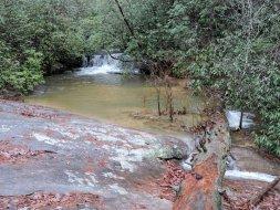 Cascade on Poe Creek