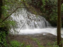 Eastatoe Narrows Waterfall