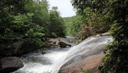 Turtleback Falls