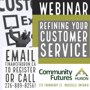 Refining Your Customer Service webinar @ Online