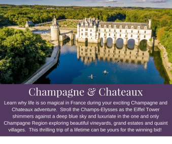 Champagne and Chateaux