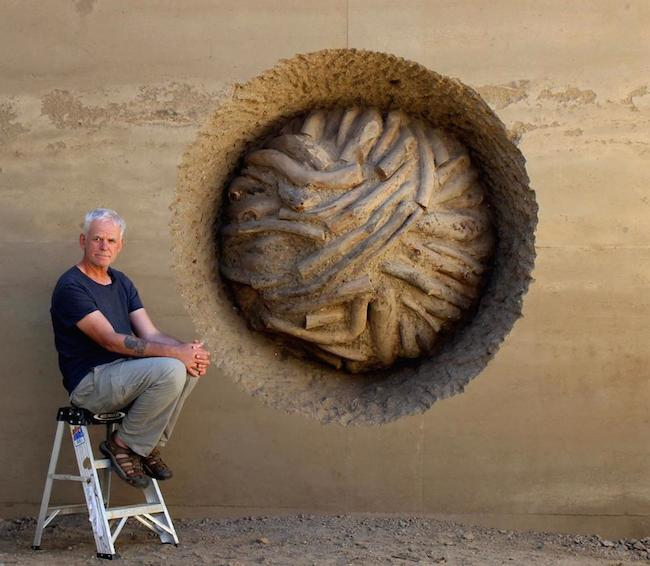 Public Art A First Look At The New Andy Goldsworthy
