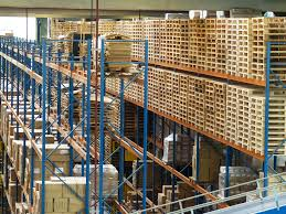 Package delivery warehouse