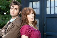 Doctor Who's Catherine Tate and David Tennant are appear in Shakespeare's Much Ado About Nothing