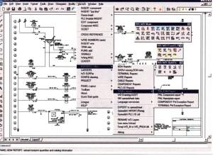 VIA's New Wiring Diagram 160 Integrates the Web