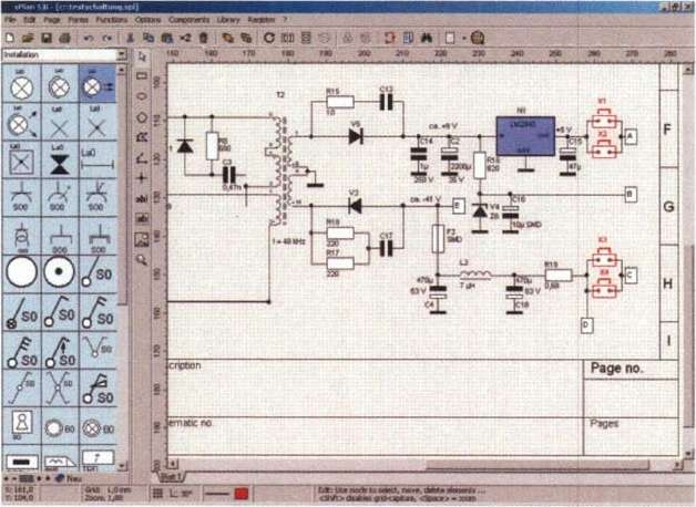 New Schematic Software For Engineers-Quick And Easy Circuits