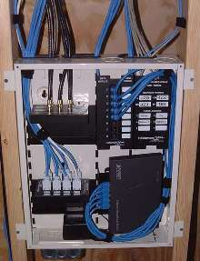 Structured Cabling System suits residential applications