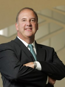 Robert H. Doherty, New Jersey State President, Bank of America. (Aaron Houston NJBIZ)