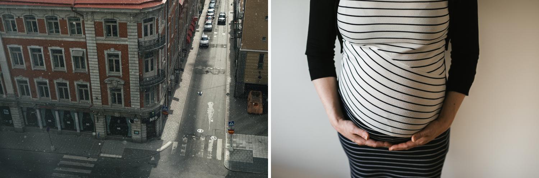 Gravid fotografering stockholm, fotograf cattis Fletcher cfoto Kungsbacka och göteborg