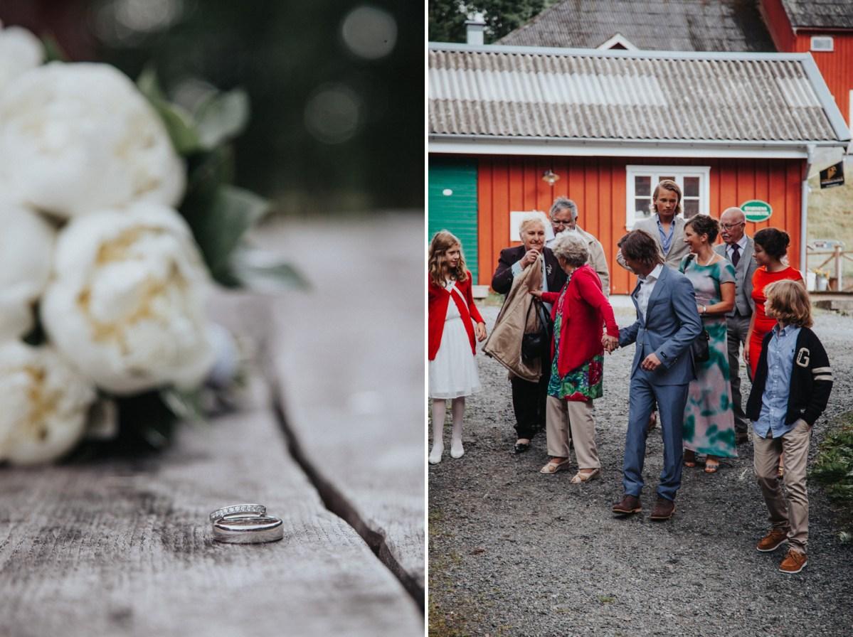 Maria och Nickes bröllop vid Hyssna Kvarn Bröllopsfotograf Cattis Fletcher Cfoto Göteborg Kungsbacka Halland