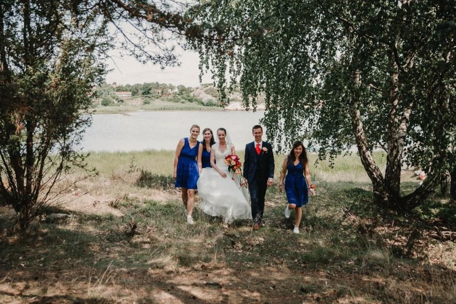 bröllopsfotograf onsala Göteborg first look